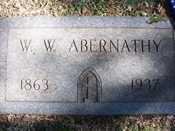 W. W. Abernathy