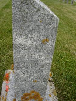 Mary Matilda Balsinger