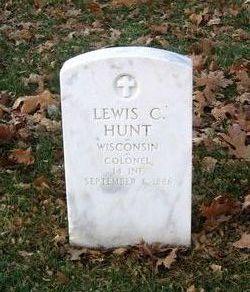 Lewis Cass Hunt