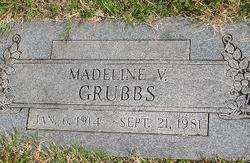 Madeline Virgina <i>Hurst</i> Grubbs