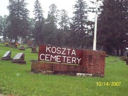 Koszta Cemetery