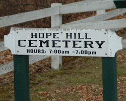 Hope Hill Cemetery
