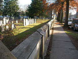 Pennington Presbyterian Church Cemetery
