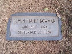 Andrew Elwin Bud Bowman