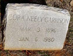 Cora Ann <i>Neely</i> Garrison