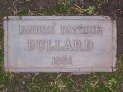 Andre Patrice Bullard