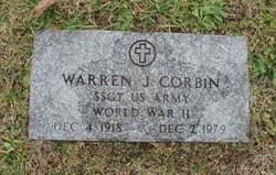 Warren J. Corbin