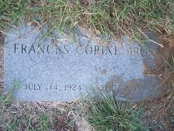 Frances Corine Brown