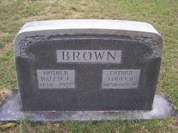Louia Berry Brown