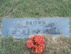 Burney Calloway Brown