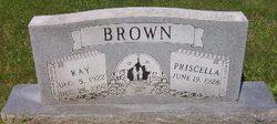 Priscella <i>Mills</i> Brown