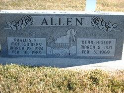 Dean Hislop Allen