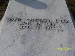 Tessie <i>Campbell</i> Faulk