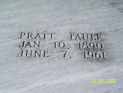 John Pratt Faulk, Sr