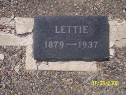 Lettie <i>Childress</i> Rockwell
