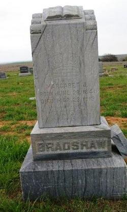 Mary Margaret <i>Humphrey</i> Bradshaw