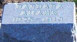 Barbara <i>Mohring</i> Amann