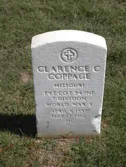 Clarence Clyde Coppage