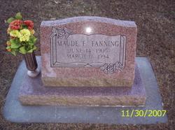 Maude E. Fanning