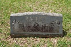 Henry S Bailey