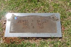 Jewel F Bailey