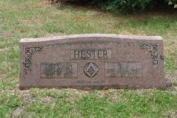 Ciety Ann T <i>Bailey</i> Hester