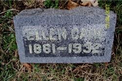 Ellen <i>Hixon</i> Cain