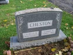 Charles W. Cheston