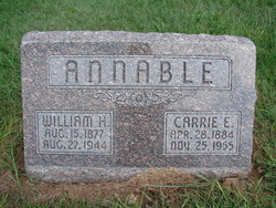 Carrie Edward Annable