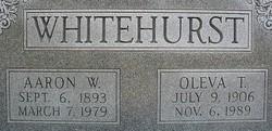 Aaron Washington Whitehurst