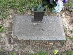 Grace Bertha May <i>Herring</i> Drugach