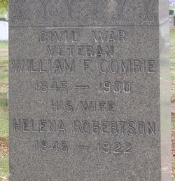 William F. Comrie