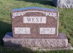 Ida Leona <i>Awbrey</i> West