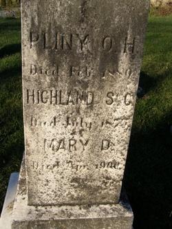 Pliny O. H. Stier