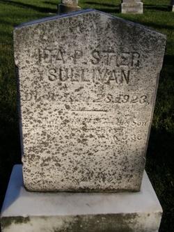 Ida P <i>Stier</i> Sullivan