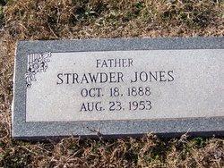 Strawder Jones