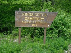 Kings Creek Cemetery