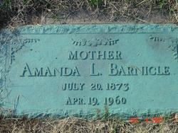 Amanda Lucinda <i>Ball</i> Barnicle