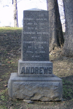 Currence <i>Bostwick</i> Andrews