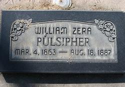 William Zera Pulsipher