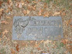 Frank J. Pee Wee Wallace