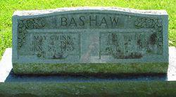 Alma May <i>Gwinn</i> Bashaw