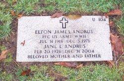Elton James Andrus