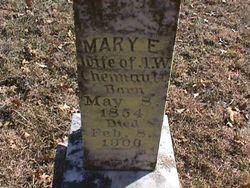 Mary Elizabeth Eliza <i>Baker</i> Chennault