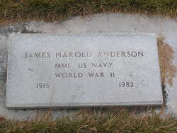 James Harold Anderson