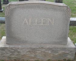 Alice V <i>Baker</i> Allen
