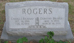 Charles Richard Rogers