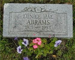 Eunice Mae Abrams