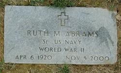 Ruth M. <i>Smith</i> Abrams