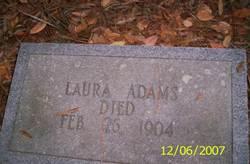 Laura <i>Browning</i> Adams